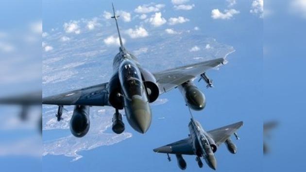 Francia: Operaciones militares en Libia durarán semanas, pero no meses