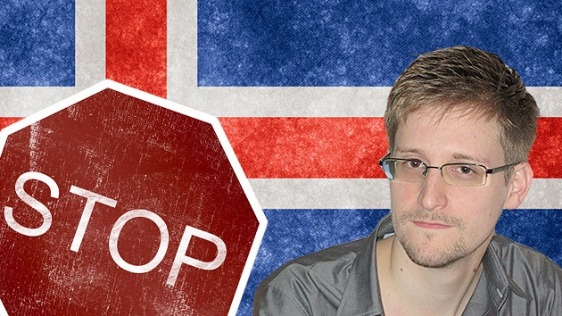 El Parlamento de Islandia no concede momentáneamente la ciudadanía a Snowden