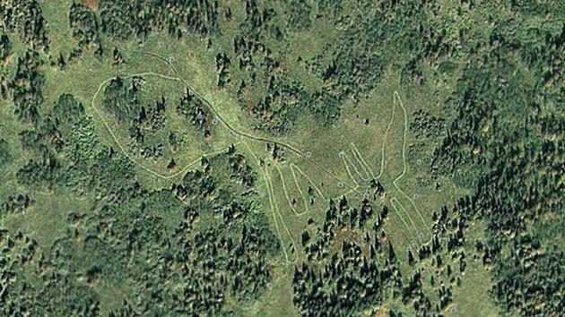 Revelan el origen del alce gigantesco de piedra, el geoglifo más antiguo del mundo