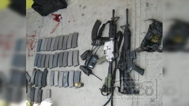 Un blog expone las partes ocultas del narcotráfico en México