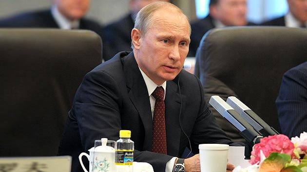 """Putin: """"Rusia hizo todo lo posible para establecer diálogo entre el sudeste y Kiev"""""""