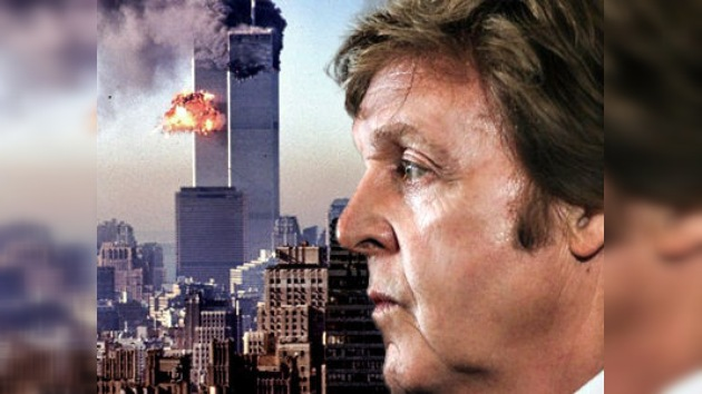 Paul McCartney estrena un documental sobre sus vivencias el 11-S