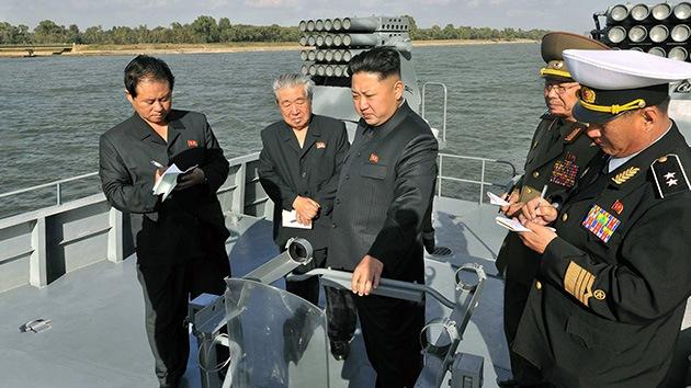 """Corea del Norte amenaza a EE.UU. con una """"guerra total"""" si no frena sus maniobras"""