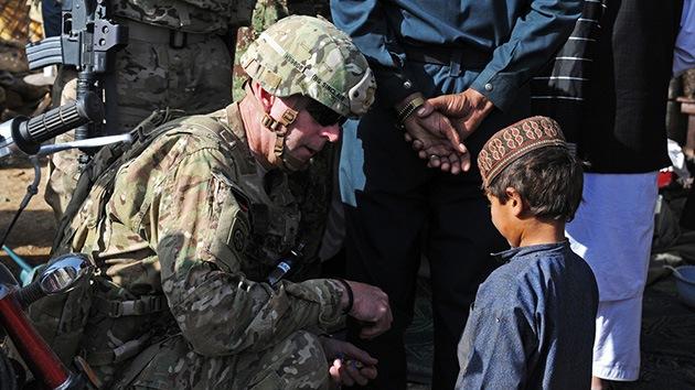 Un general de EE.UU. acusado de abuso sexual y sodomía en Afganistán