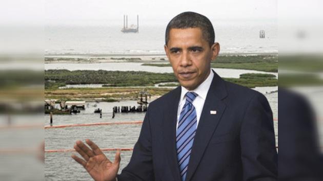 Obama visitará la zona de la 'cruda' catástrofe ecológica