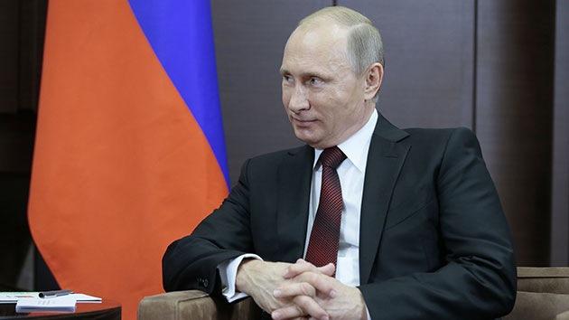 """Putin: """"Rusia no va a involucrarse en juegos geopolíticos ni en conflictos"""""""