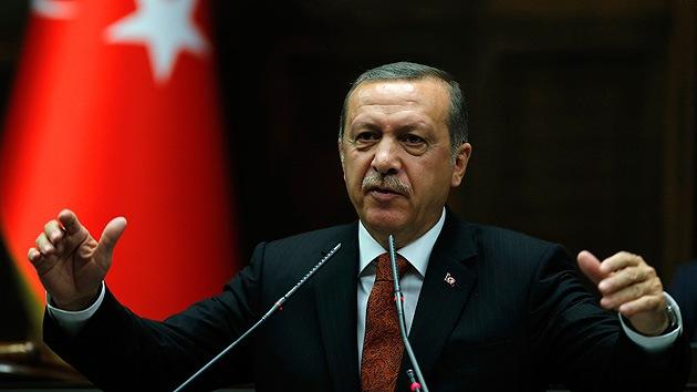 """Erdogan: Israel """"ha superado a Hitler en la barbarie"""""""