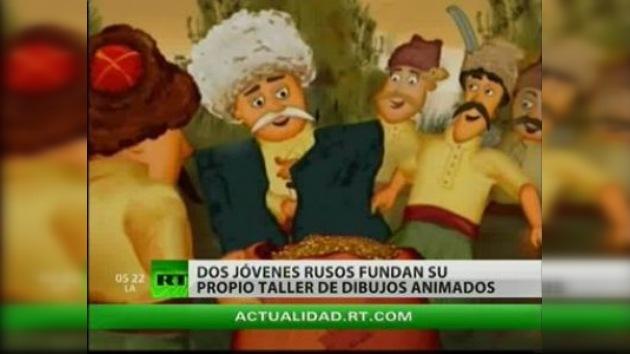 Los dibujos animados rusos a la conquista de las pantallas extranjeras