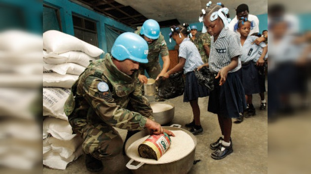 35 trabajadores civiles y cascos azules de la ONU murieron en 2009