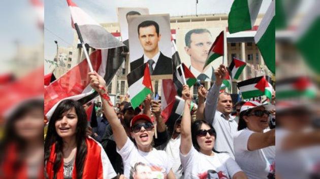 """""""El pueblo sirio defenderá al país"""" ante cualquier intervención extranjera"""