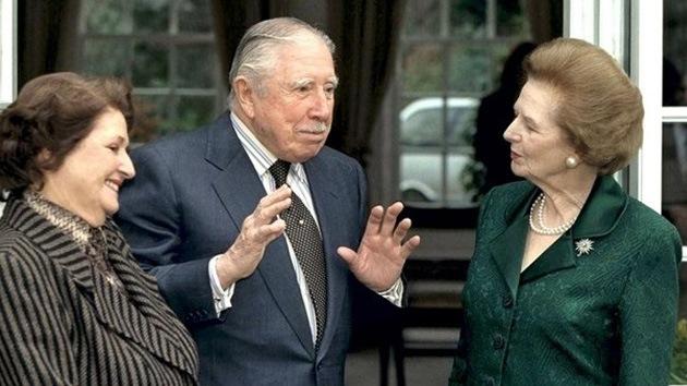 El  dossier de la Junta Militar de Pinochet y Reino Unido al descubierto