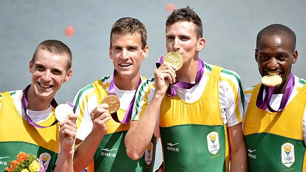 De la medalla olímpica al medallón de carne: regalan vacas a seis atletas sudafricanos
