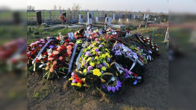 La matanza brutal de tres familias rusas fue por venganza