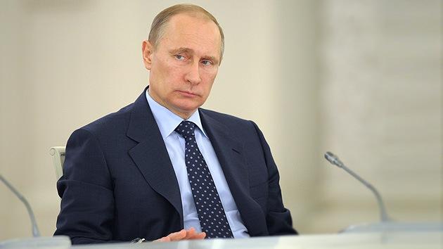 Putin: La ruptura de la cooperación con Ucrania será crítica para la industria militar de ese país