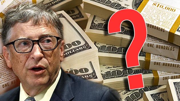 Atraco a los países pobres: ¿A dónde van los fondos de caridad de Bill Gates?