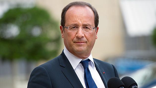 Francia dispuesta a reconocer a la oposición rebelde siria como Gobierno legítimo