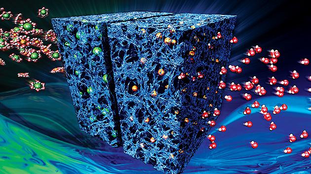 Um detector especial para pesquisar a matéria escura
