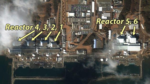 La central de Fukushima se convertirá en un polígono de entrenamientos