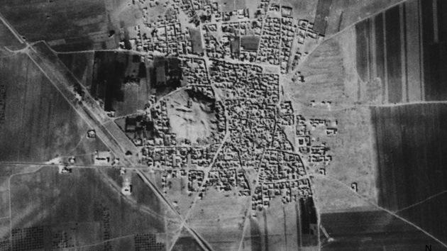 Fotos: Un satélite espía de la Guerra Fría descubre ciudades perdidas