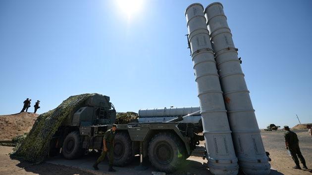"""Rusia """"puede poner fin"""" a la producción de los sistemas misilísticos S-300 en un año"""