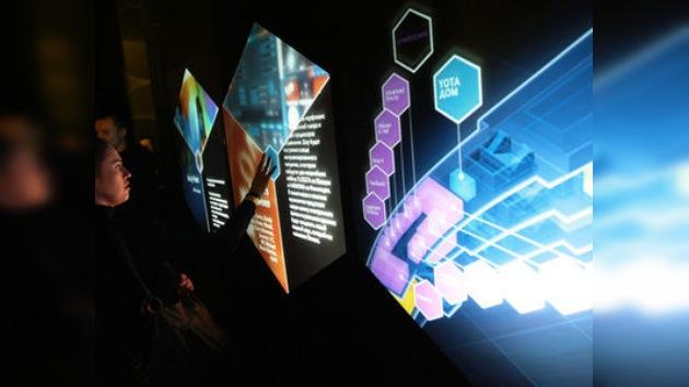San Petersburgo aloja el festival de instalaciones interactivas