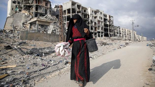 Cómo es la vida cotidiana en Gaza, en infografías