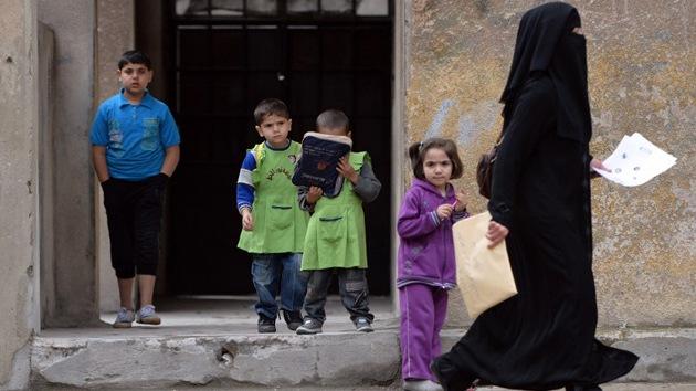 Gobierno de Siria: Los rebeldes usaron armas químicas contra civiles
