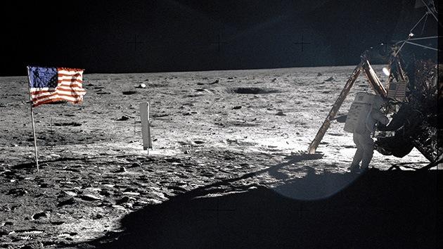 Desempolvan datos de la misión Apolo que arrojan luz sobre las capas de polvo lunar