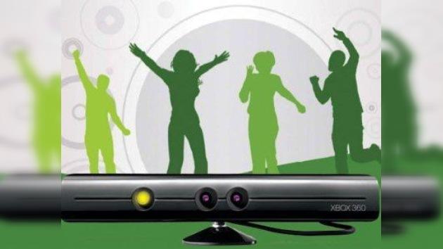 Kinect para Xbox, el plusmarquista en velocidad de ventas