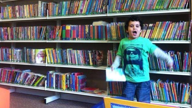 Un niño de 4 años tiene el mismo CI que Einstein y ha leído 190 libros
