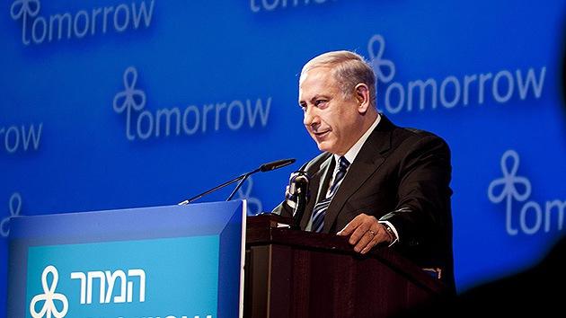 Netanyahu: Irán pretende fabricar 200 bombas atómicas
