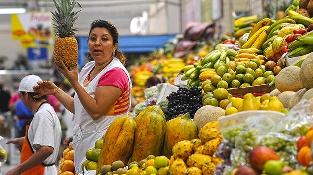 Ecuador hace lista de exportaciones a Rusia