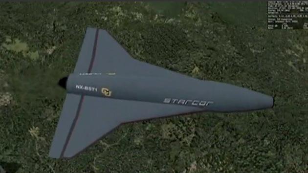 EE. UU. prueba un drone espía supersónico
