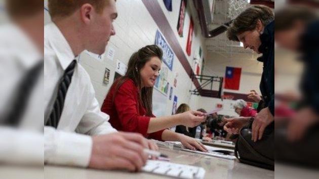 Tres hombres y un destino: los republicanos eligen al rival de Obama en 2012