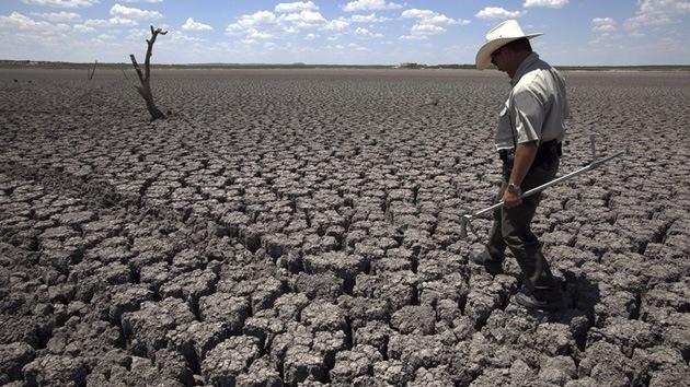 La sequía en EE.UU. planta la 'semilla' de un colapso alimenticio mundial