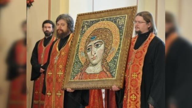 Los universitarios rusos celebran el día de su patrona, Santa Tatiana