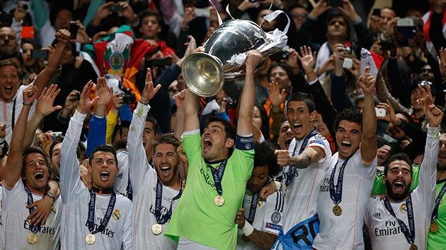 4-1: El Real Madrid logra la ansiada décima con una remontada al Atlético