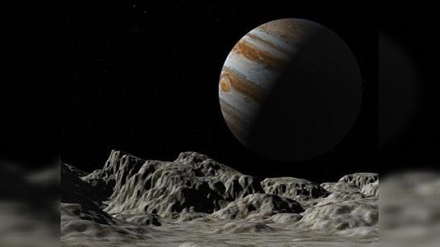 Júpiter podría estar 'hueco'