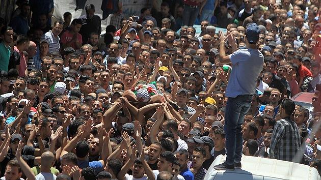 Human Rights Watch: Israel asesina a los manifestantes en Cisjordania
