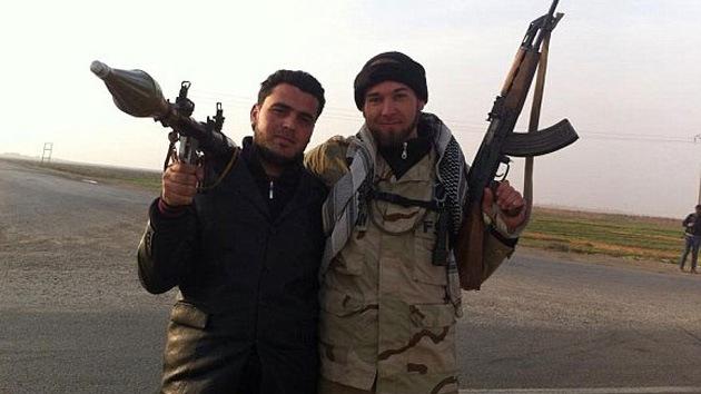 'Baile de máscaras' en Siria: Un miliciano detenido por el FBI, ¿agente de la CIA?