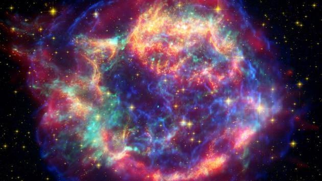 Hallan en meteoritos granos de arena procedentes de estrellas extintas