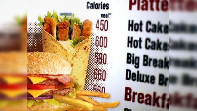 Fracasa la campaña nacional contra la obesidad de EE. UU.