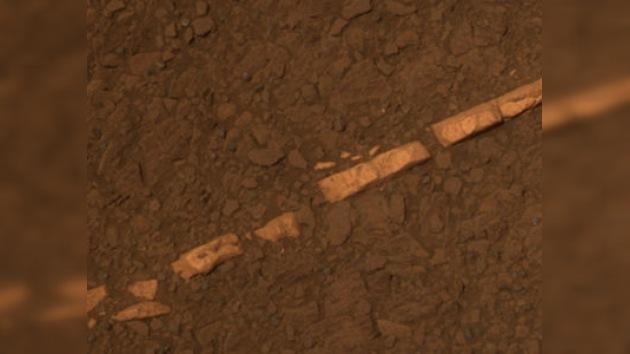 Encuentran nuevas pruebas de la presencia de agua en Marte