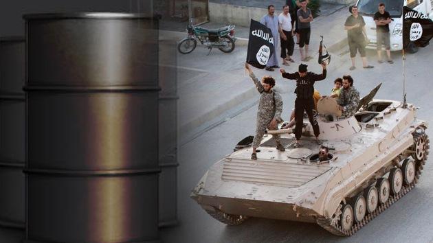 El Estado Islámico gana un millón de dólares diarios por la venta de petróleo iraquí