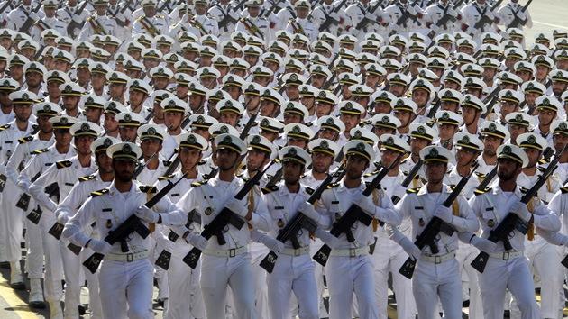 """Irán advierte a Occidente que si ataca a Siria """"lo lamentará"""""""