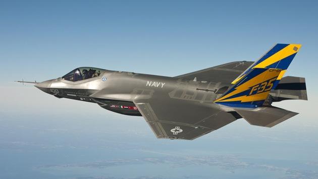 El caza estadounidense F-35, un fiasco de más de un billón de dólares