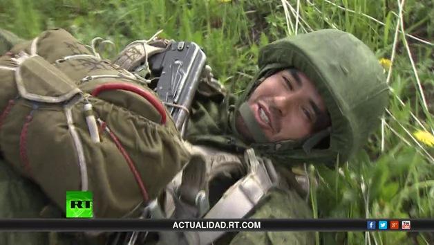 La lista de Erick: Fuerzas especiales rusas