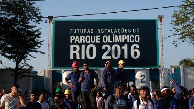 """COI: """"Los preparativos olímpicos para Río 2016 son los peores"""""""