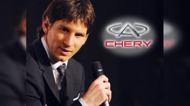 Lionel Messi anunciará automóviles chinos
