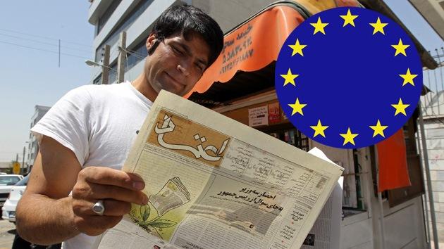 La censura de la UE contra canales iraníes, una acción contra la oposición global